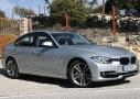 BMW Serie 3: las parte frontal es la que presenta los mayores cambios con un diseño más agresivo y afilado.