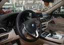 BMW Serie 7: interior
