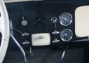 Citroën 11 Ligero: detalle cuadro de relojes