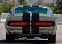 La base del coche en cuestión es la de un Ford Mustang del 67