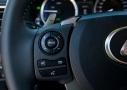 Lexus IS 300h: detalle volante multifunción