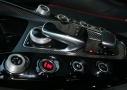 Mercedes AMG GT S: detalle consola central