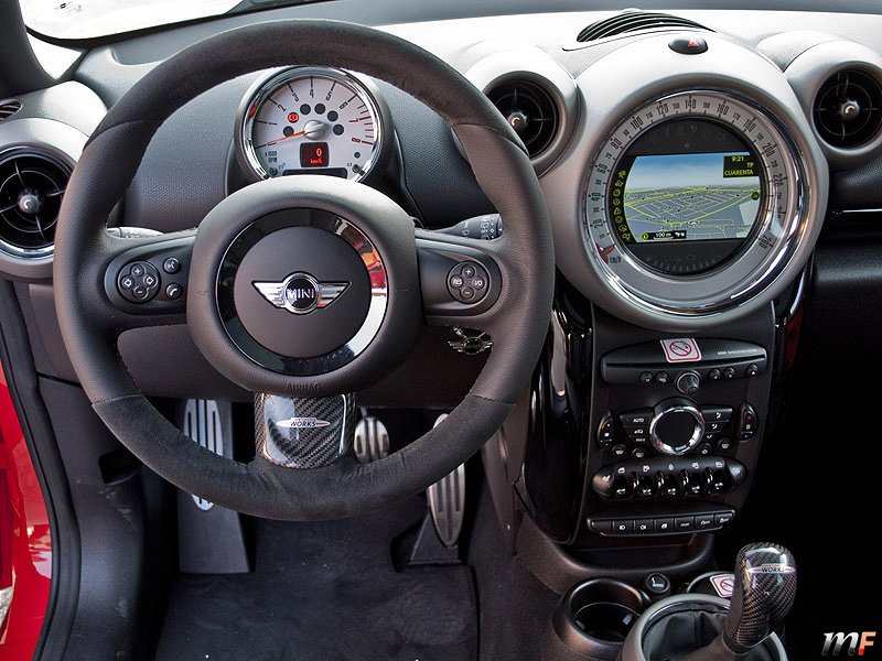 Mini countryman cooper s all4 motorfan - Countryman interior ...