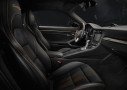 Porsche 911 Turbo S Exclusive Series: detalle asientos
