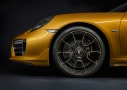 Porsche 911 Turbo S Exclusive Series: detalle llanta