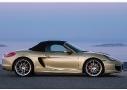 Porsche Boxster: la capota eléctrica también ha sido rediseñada y queda guardada en un nuevo compartimento.