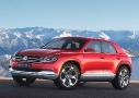 Salón de Ginebra: Volkswagen Cross Coupe Concept.