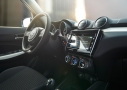 Suzuki Swift: detalle consola central