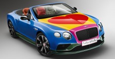 Bentley Continental GTC V8 S creado por Peter Blake