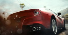 El Ferrari F12 berlinetta que aparecerá en Need for Speed Rivals