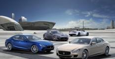 Gama Maserati