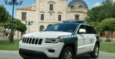 El Jeep Grand Cherokee adquirido por la Guardia Civil