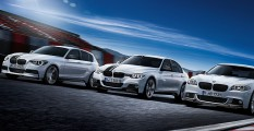 El BMW 120d, 320d y 520d con kit M Performance