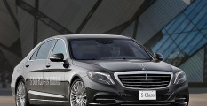 Mercedes-Benz S500 Plug in Hybrid