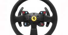 Thrustmaster 599XX EVO 30 Wheel Add-On Alcantara® Edition