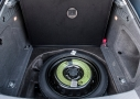 Audi A5 2.0 TDI Sportback Ultra: detalle rueda de repuesto