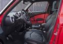 Mini Countryman Cooper S All4: conductor y acompañante disfrutarán de unos confortables asientos deportivos.