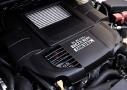 Subaru XV: también toma del Impreza su motor diesel bóxer de 150 caballos, que se encuentra asociado a una caja de cambios manual de seis velocidades.